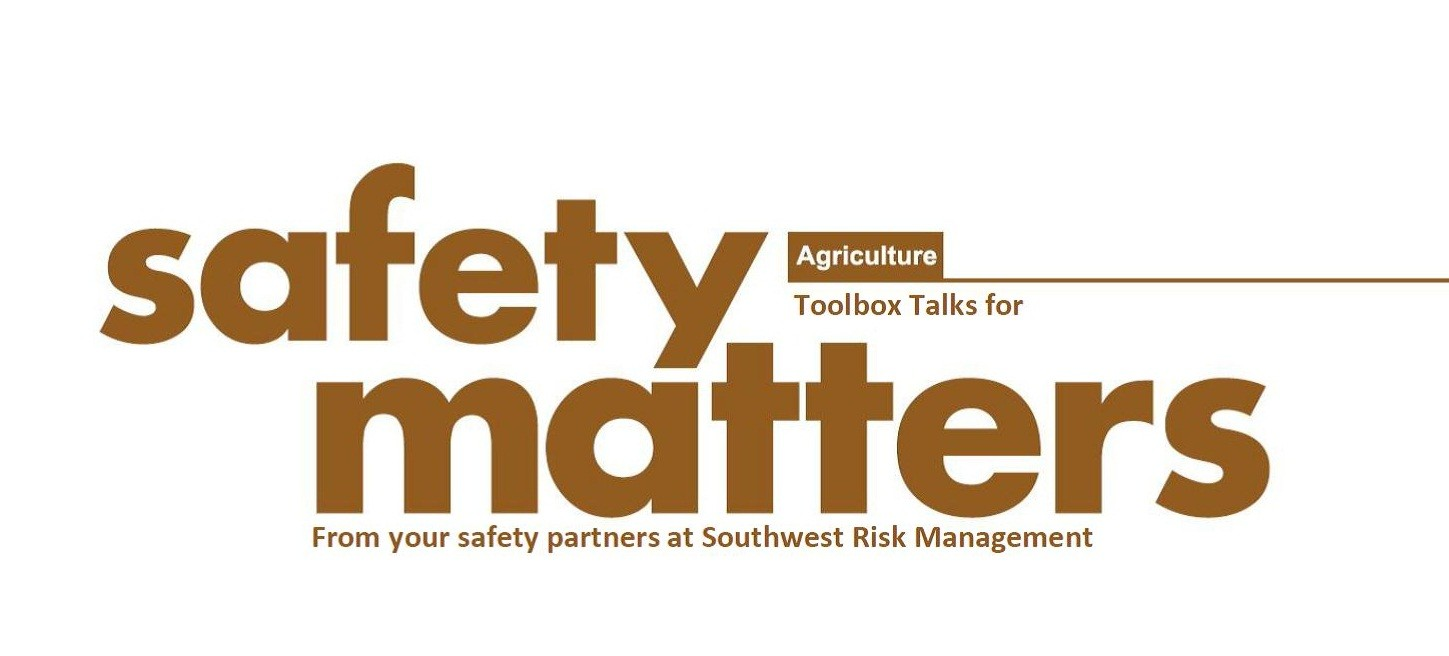 Agriculture Safety Tips
