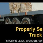 Commercial Trucking - How To Properly Secure Cargo