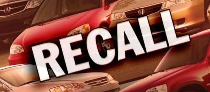Was Your Vehicle Recalled?
