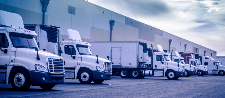 Commercial Truck Insurance: Cargo Theft