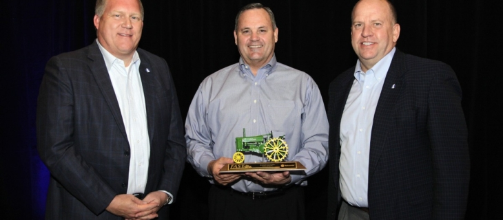Honored As Top Agriculture Agency Nationwide
